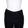 NEW! Hudson Crop Pant in Black by Porto
