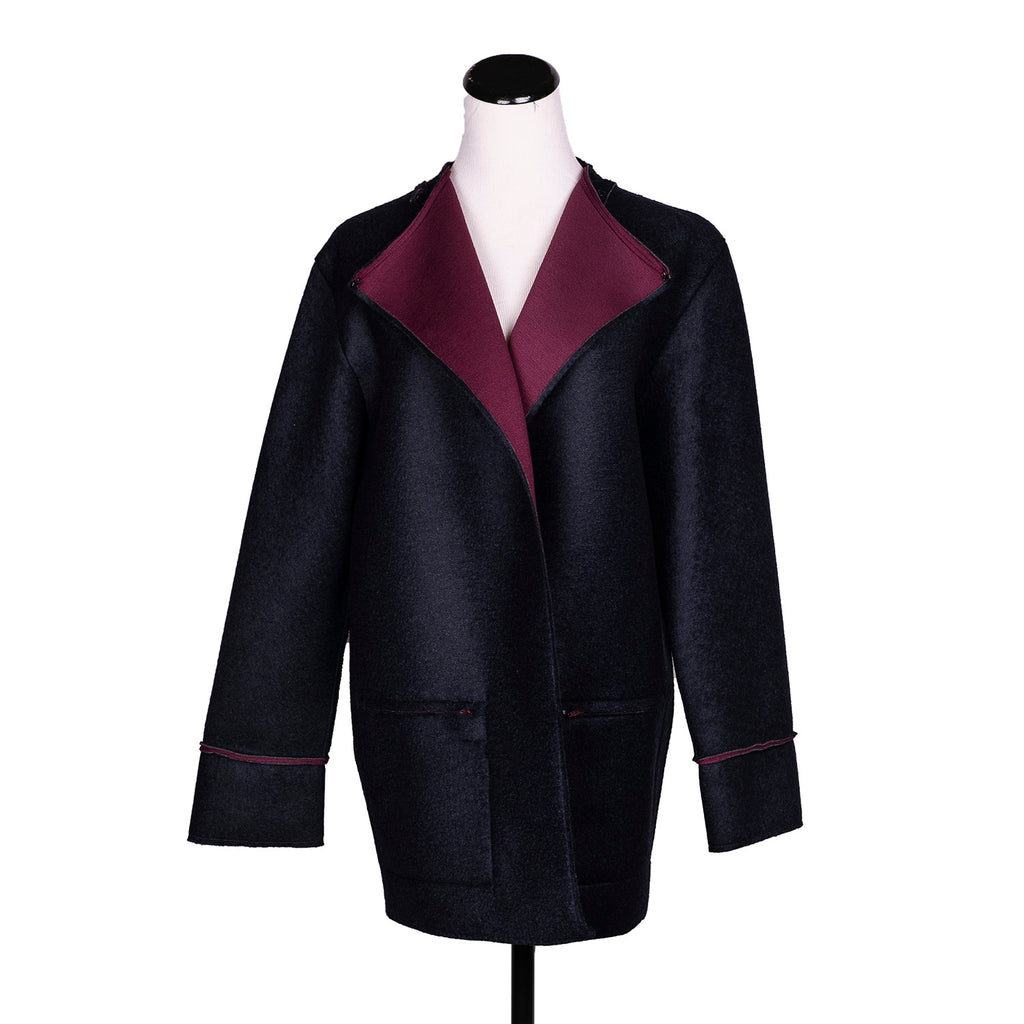 SALE! Sin Reversible Coat by Vilma Marė