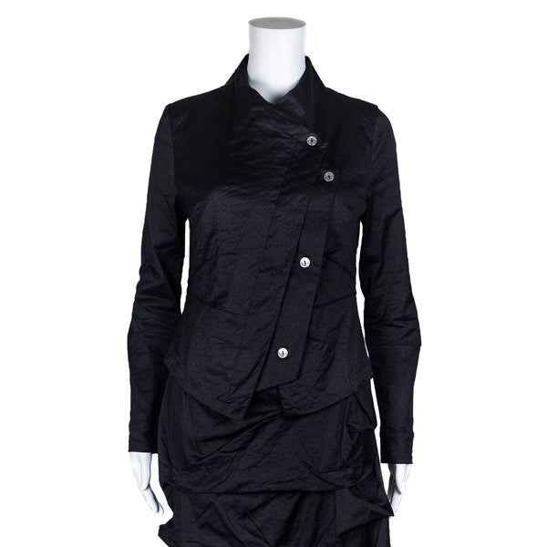 NEW! Bonsai Jacket in Black by Porto