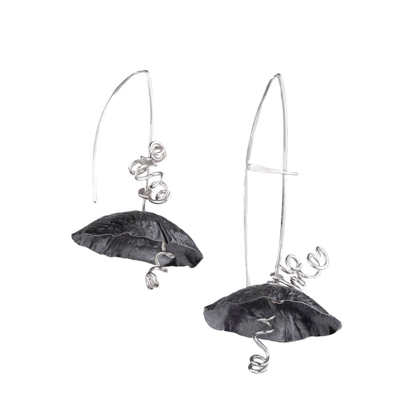 NEW! Asymmetrical Jellies Earrings by Melle Finelli