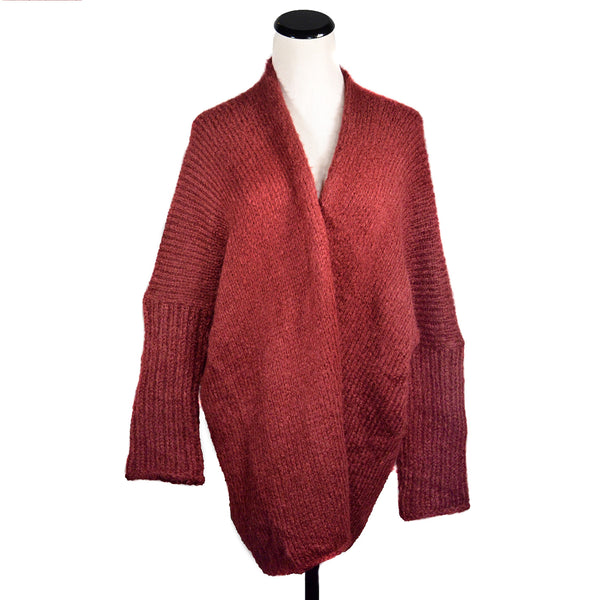 NEW! Jussara Cardigan in Burgundy by Isobel & Cleo