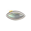 NEW! Marquise Labradorite Ring by Ananda Khalsa
