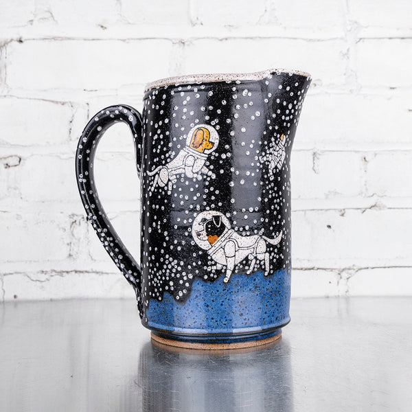 NEW! Pitcher by Coywolf Studio