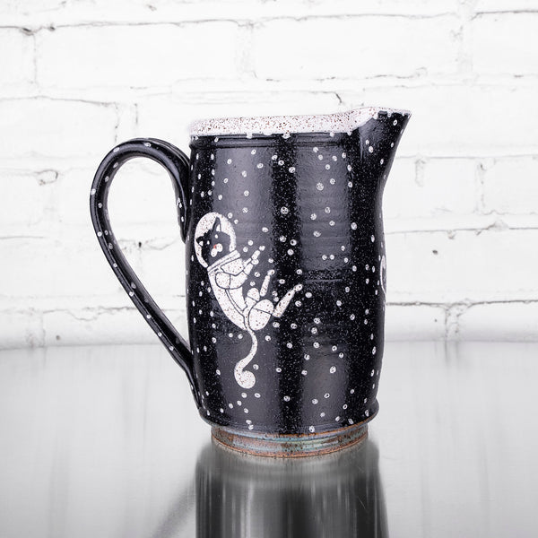 NEW! Large Pitcher by Coywolf Studio