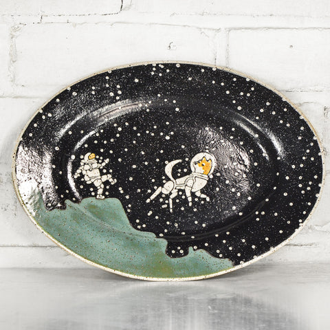 NEW! Large Platter by Coywolf Studio