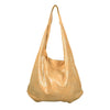 NEW! Large Slouch Bag in Distressed Camel by Stitch & Tickle