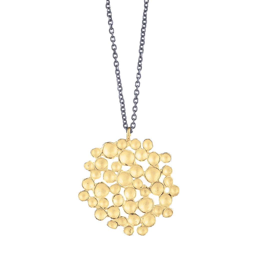 NEW! Large Champagne Pod Necklace by Sarah Richardson