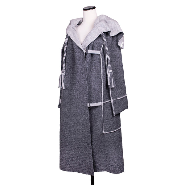 NEW! 2D Coat in Multiple Colors by Vilma Marė