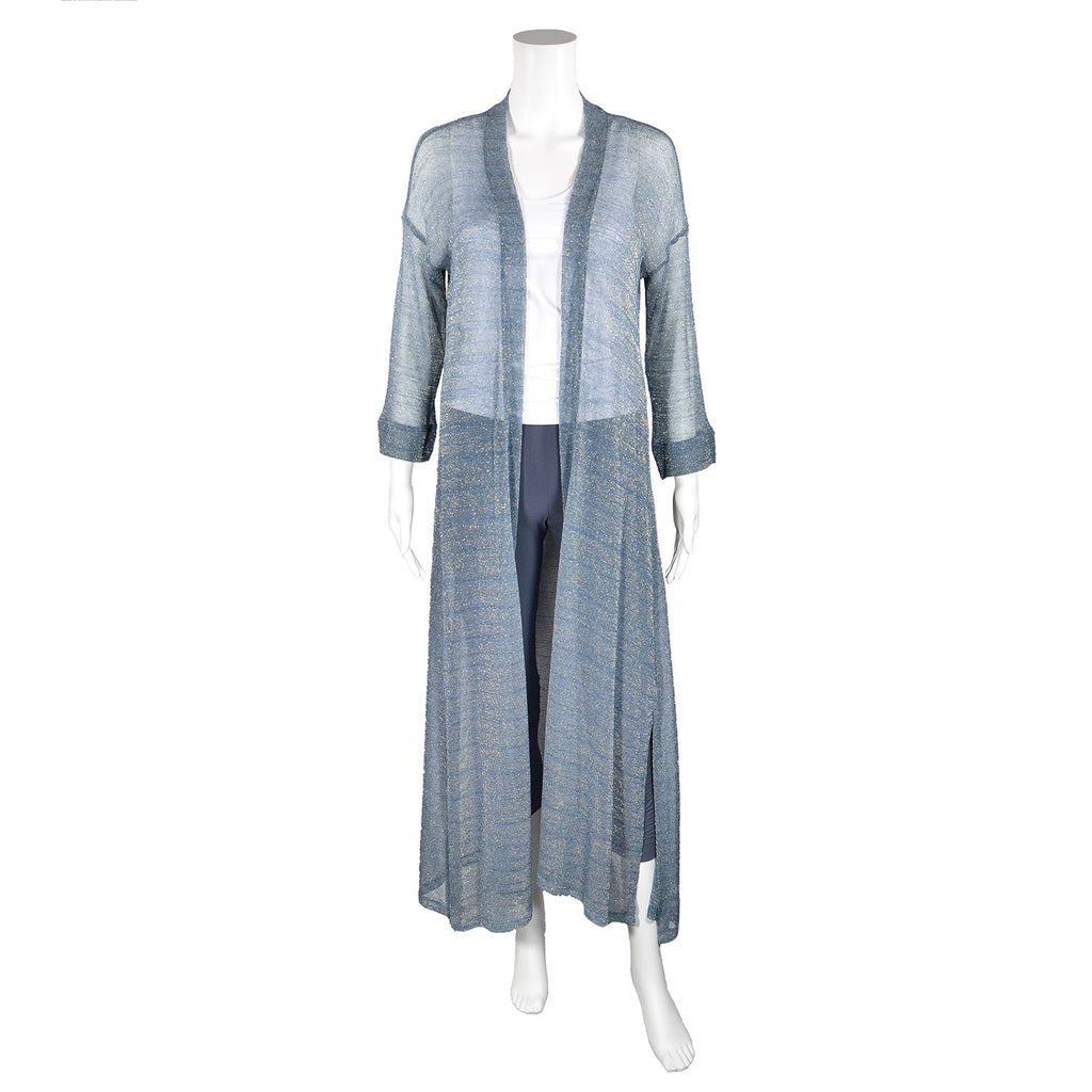 SALE! Mimosa Long Cardigan in Sparklers by Spirithouse