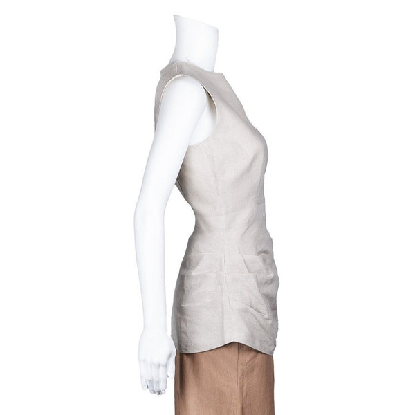 SALE! Lumiere Top in Natural by Kim Schalk