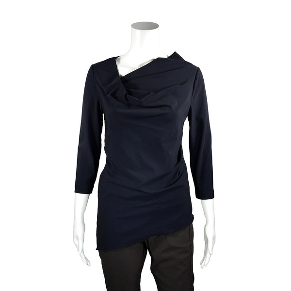 Madonna Top in Black by Porto