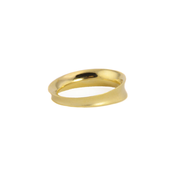 14k Gold Major Eclipse Ring by Marion Cage