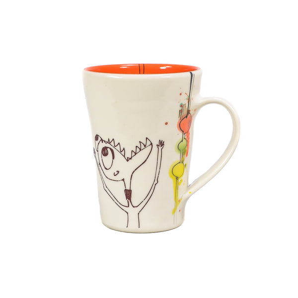 NEW! Regular Mugs in Multiple Colors by Lollipop Pottery