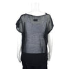 NEW! Mara Top in Black by Pico Vela