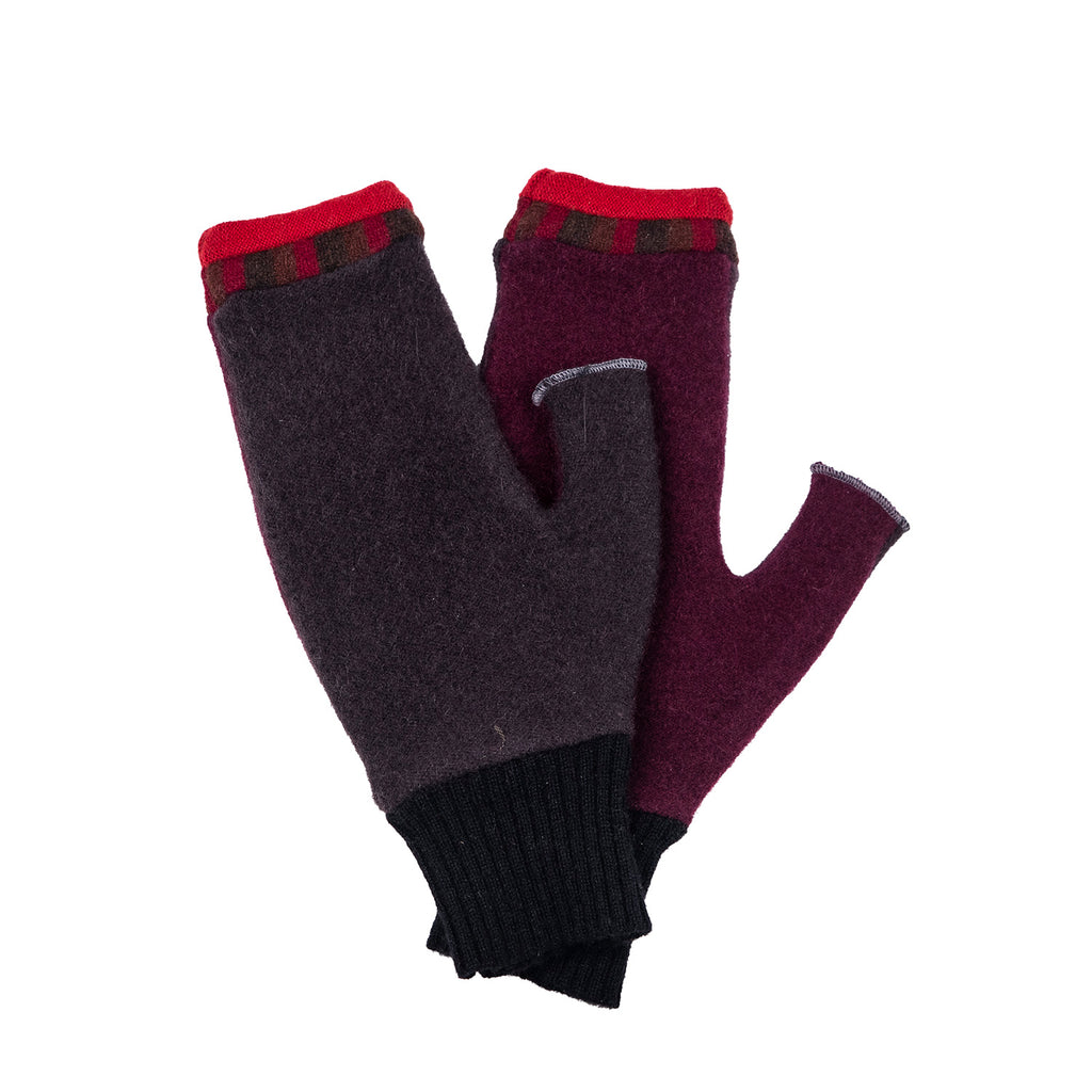 NEW! Medium Fingerless Mittens (in Multiple Colors) by e ko logic