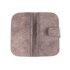SALE! Mary Wallet in Washed Brown by Kisim