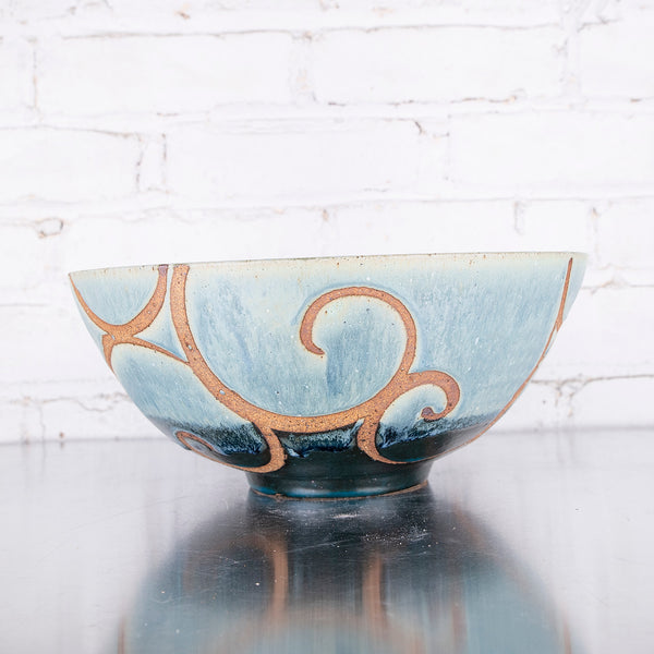 NEW! Medium Serving Bowl by Liz Kinder