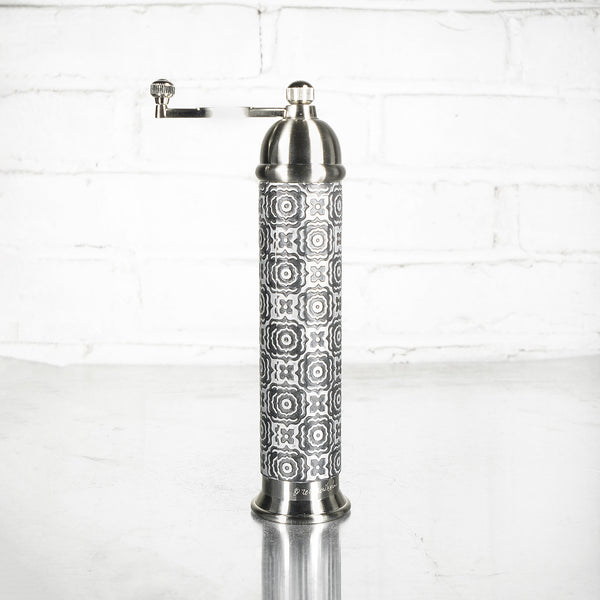 NEW! Moroccan Crank Pepper Mill by Raw Design