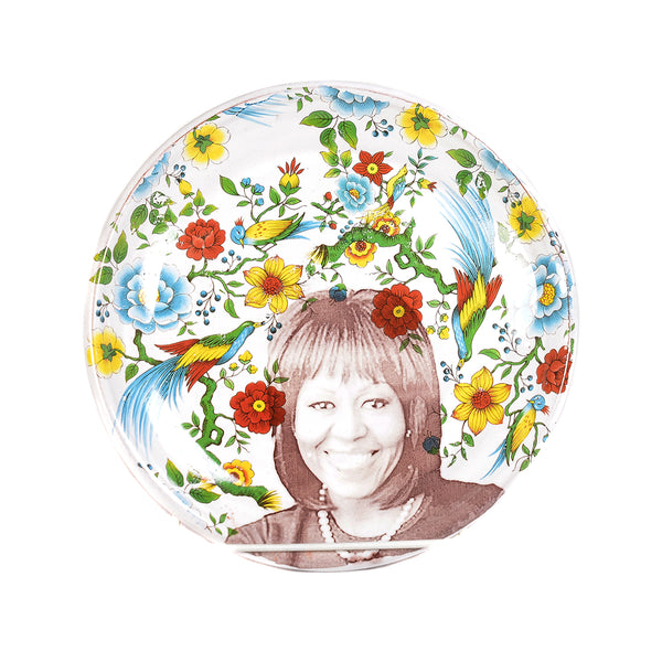 NEW! Michelle Obama Plate by Justin Rothshank