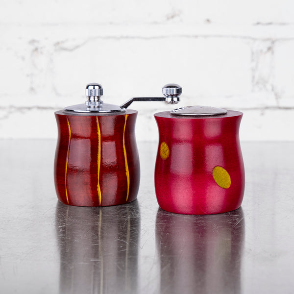 NEW! Mini Salt & Pepper Set by Raw Design