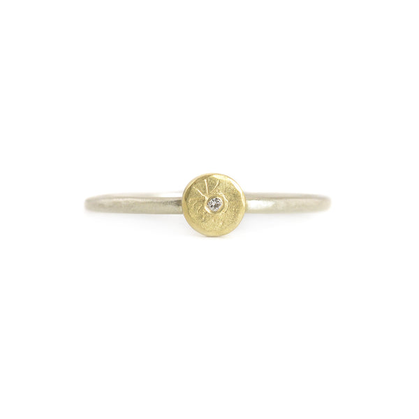 NEW! Mini Treasure Coin Ring by Sarah Swell