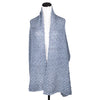 NEW! Misty Long Scarf in Sky/Pewter by Olena Zylak