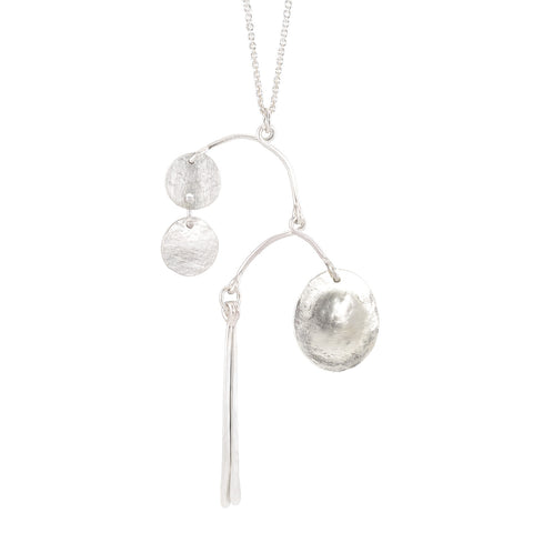 NEW! Mobile Pendant Necklace by Dina Varano