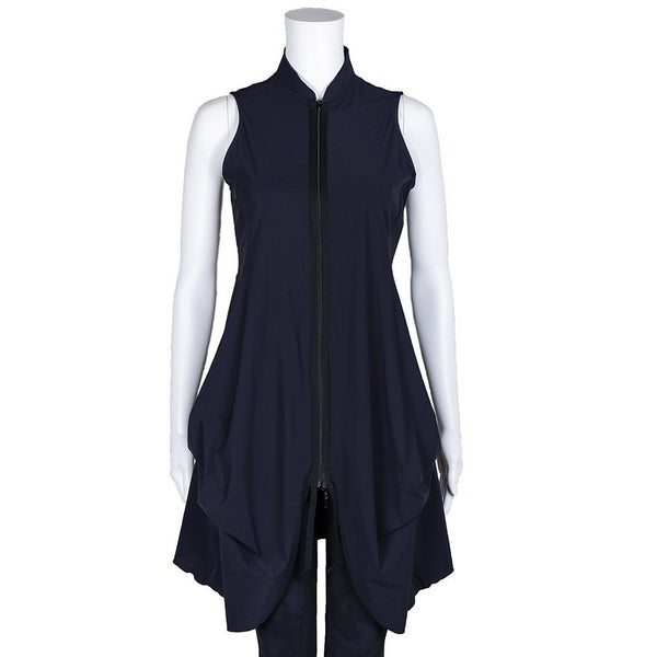 NEW! Modernist Vest in Midnight by Porto