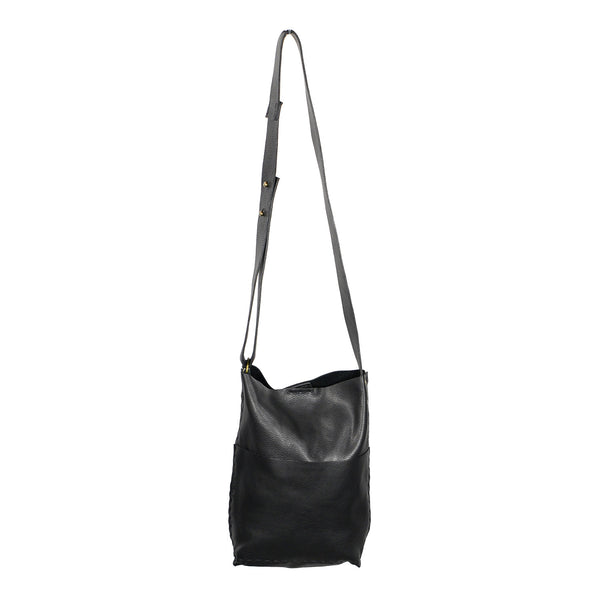 NEW! Molly Small Crossbody Bag in Black or Oyster by Stitch & Tickle