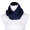 SALE! Moonstone Loop Scarf in Dark Blue by Olena Zylak