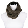 SALE! Moonstone Loop Scarf in Olive by Olena Zylak