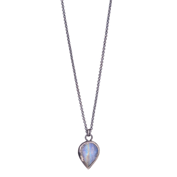 NEW! Moonstone Necklace by Sasha Walsh