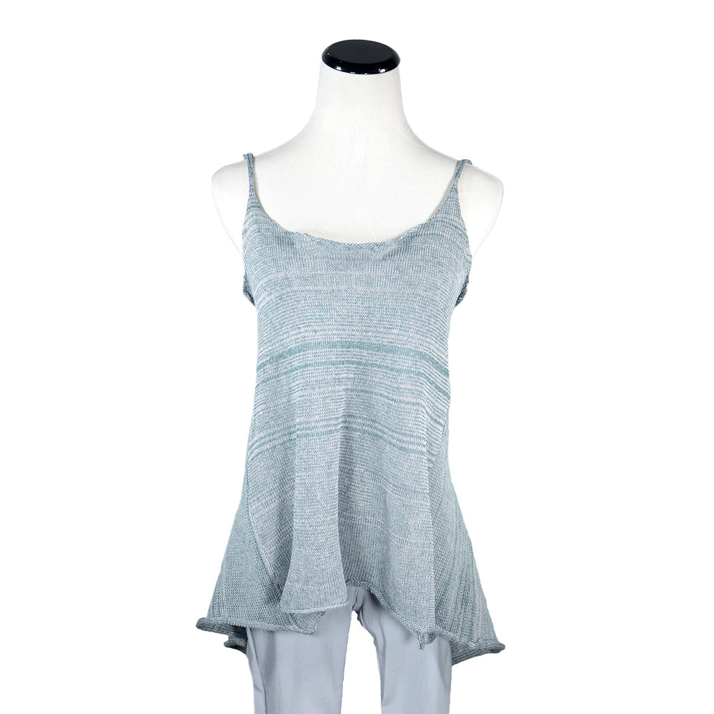 SALE! Nadira Top in Denim by Pico Vela