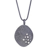 NEW! Faceted Cluster Shield Pendant by Dahlia Kanner