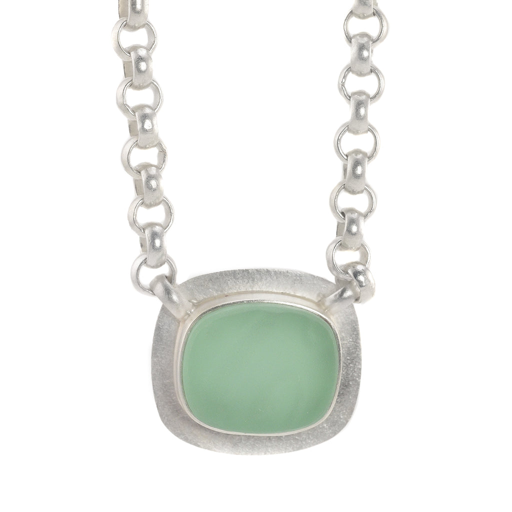 NEW! The Original Beach Glass Necklace by Amy Faust