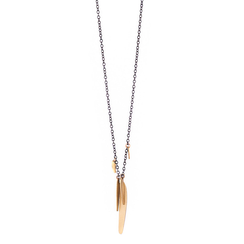 NEW! Totem Scatter Necklace by Marion Cage