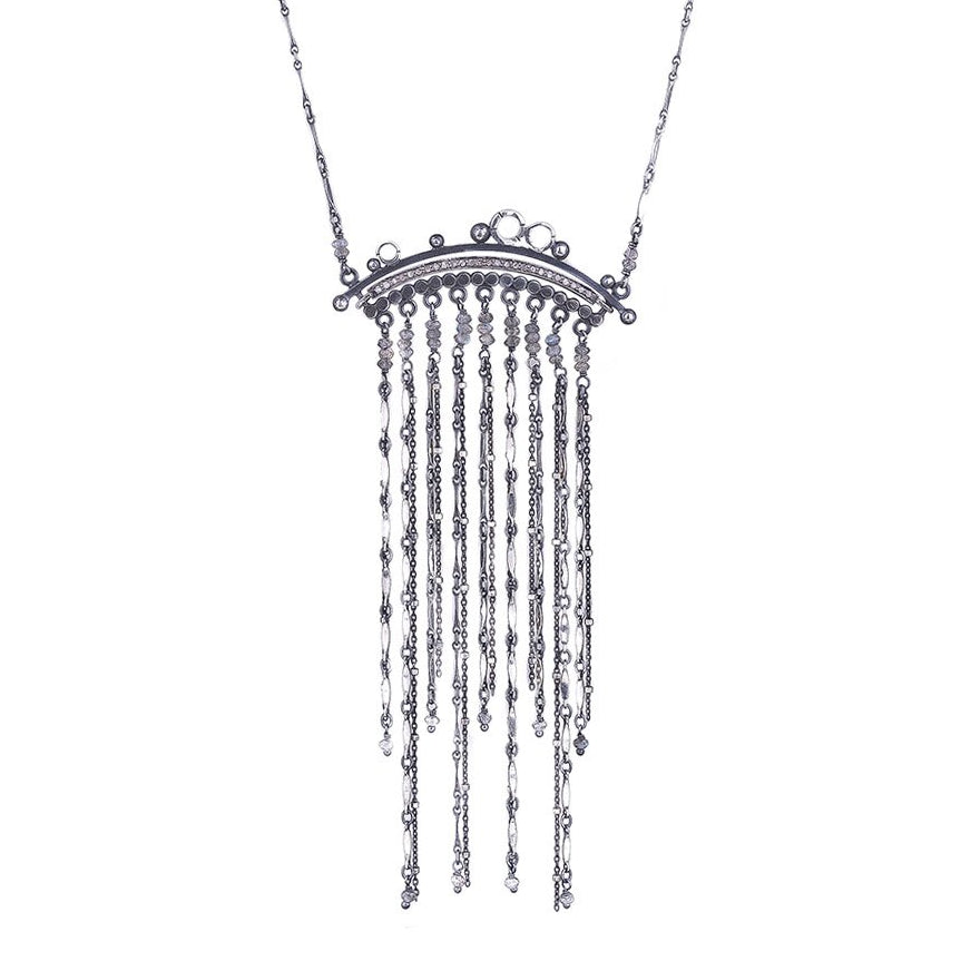 NEW! Art Deco Chandelier Necklace by Chihiro Makio - 314 Studio