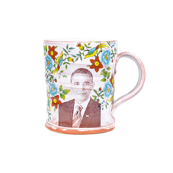 NEW! Barack Obama Mug by Justin Rothshank