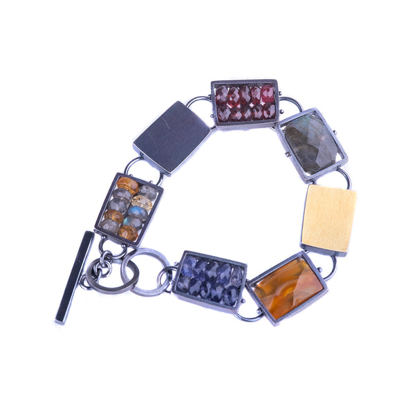 NEW! Open Cage Bracelet by Ashka Dymel
