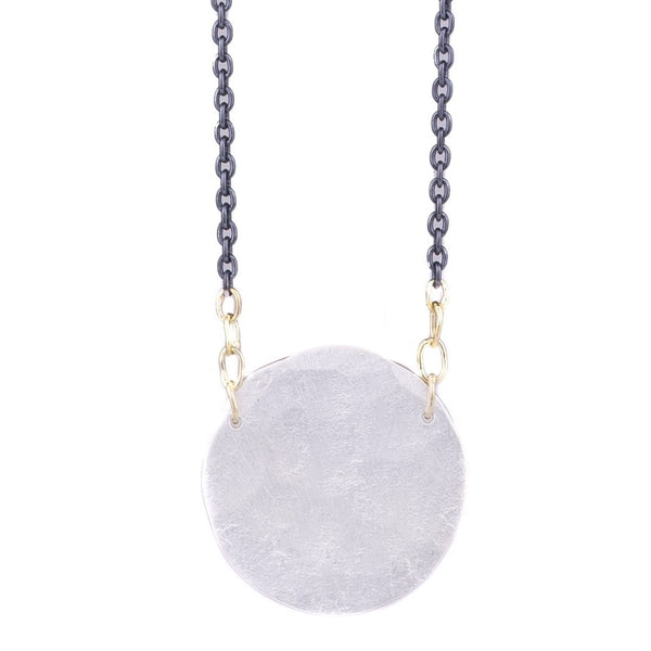 NEW! Paper Moon Necklace by Sarah McGuire