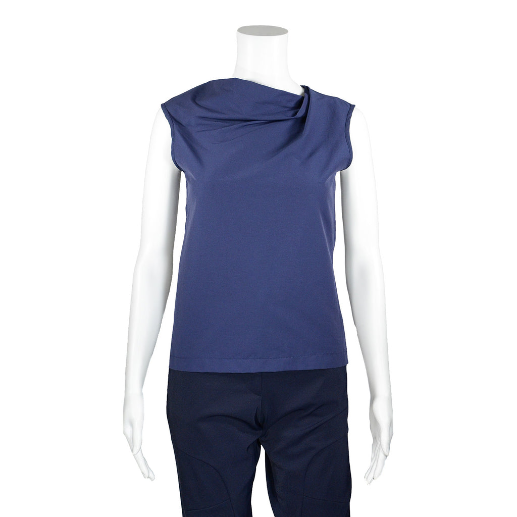 SALE! Paris Top in Blue by Veronique