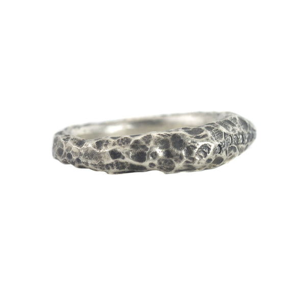 NEW! Pave Diamond Sterling Silver Ring by Sasha Walsh