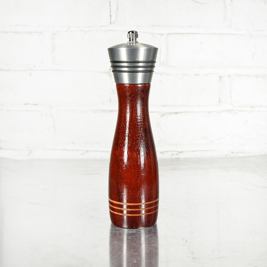 Wooden Pepper Mill by Raw Design