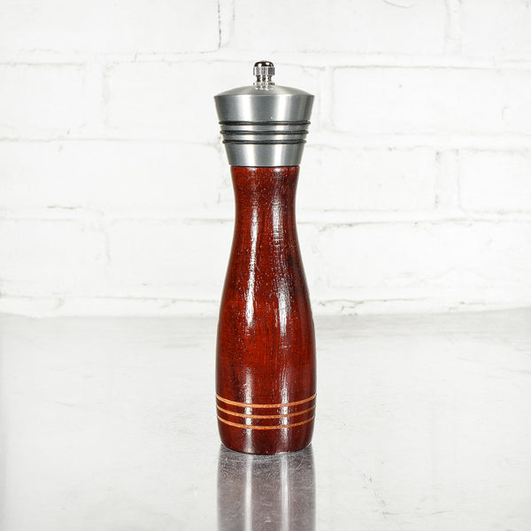 NEW! Wooden Pepper Mill by Raw Design