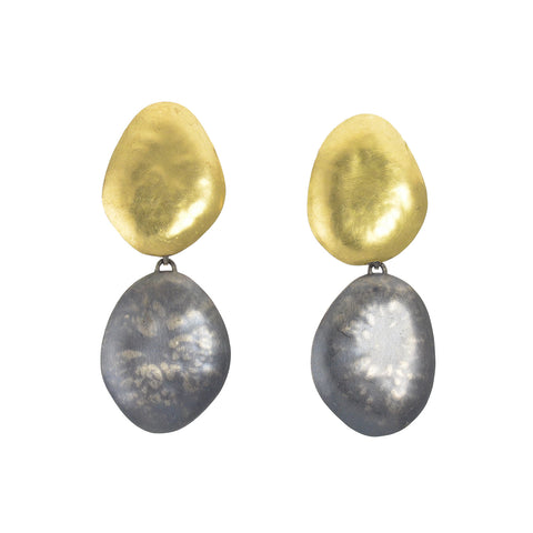 NEW! Pebble Earrings by Beverly Tadeu
