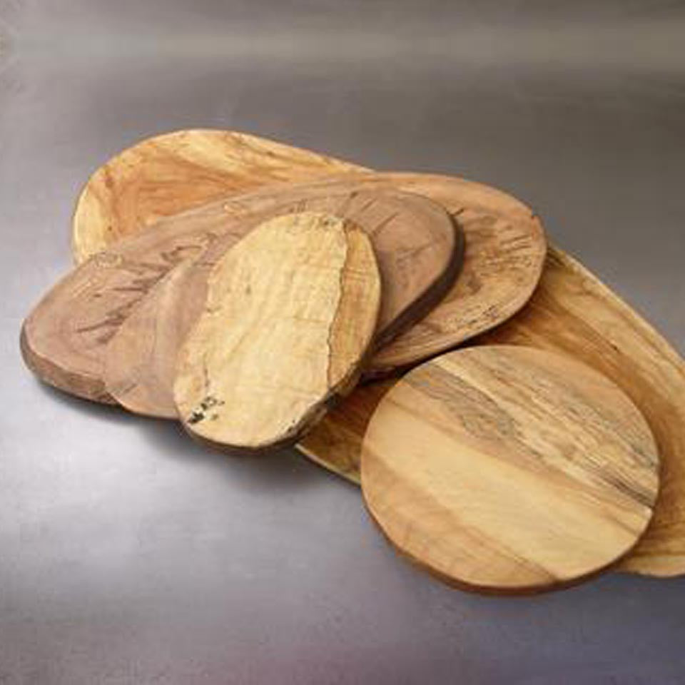 Spalted Maple Cutting Board by Spencer Peterman - Fire Opal