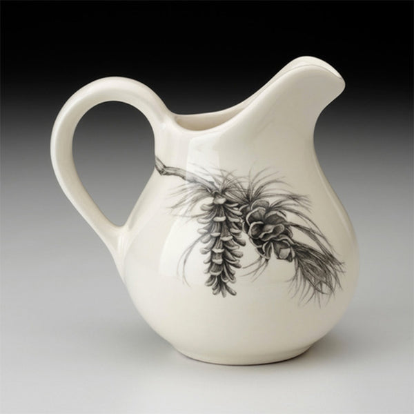 NEW! Pine Branch Creamer by Laura Zindel