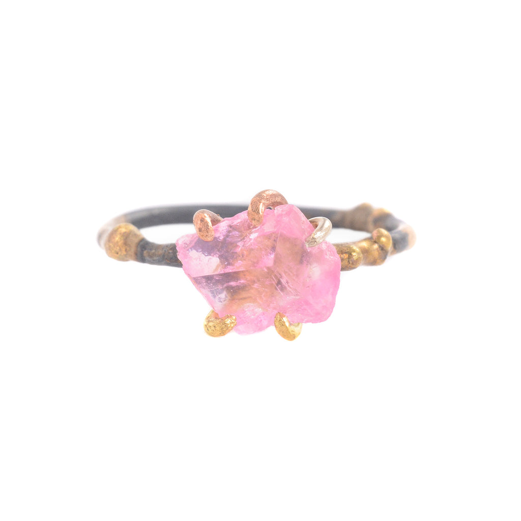 NEW! Small California Tourmaline Ring by Variance Objects