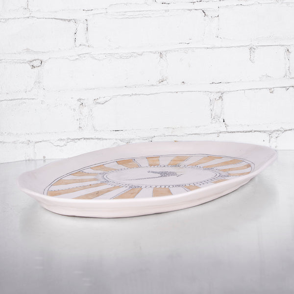 NEW! Small Platter by Hope & Mary