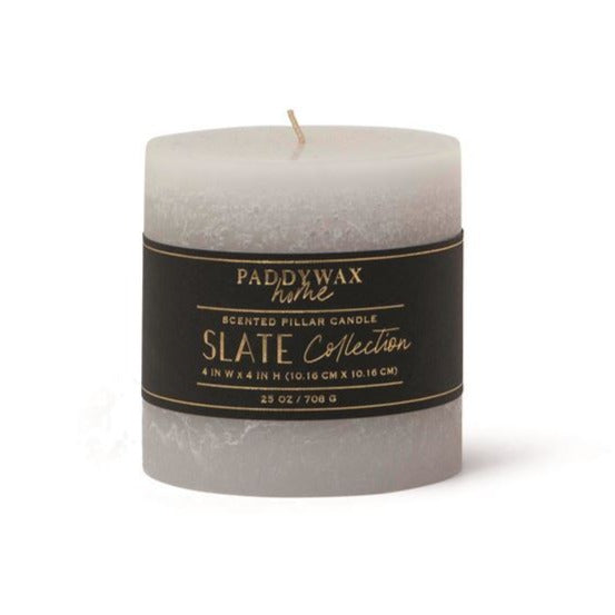 Paddywax - 4 x 4 Round Pillar Candles
